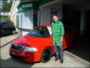 Autopassion agent skoda neuch tel for Garage auto quad passion